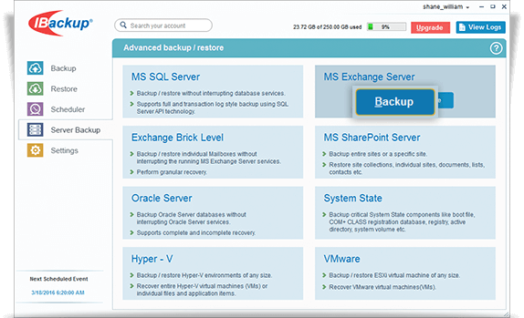how to know which exchange server version
