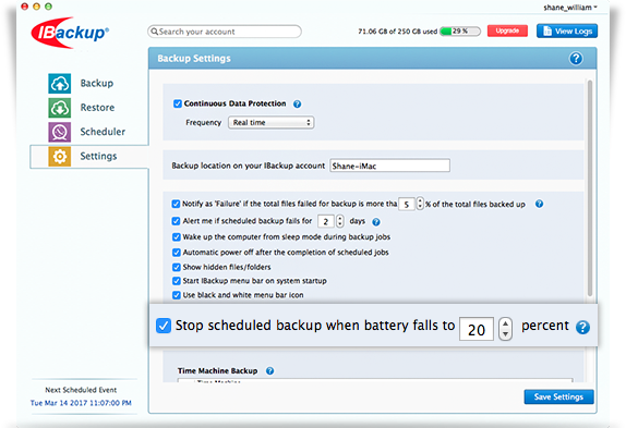 Frequently Asked Questions on Mac Online Backup