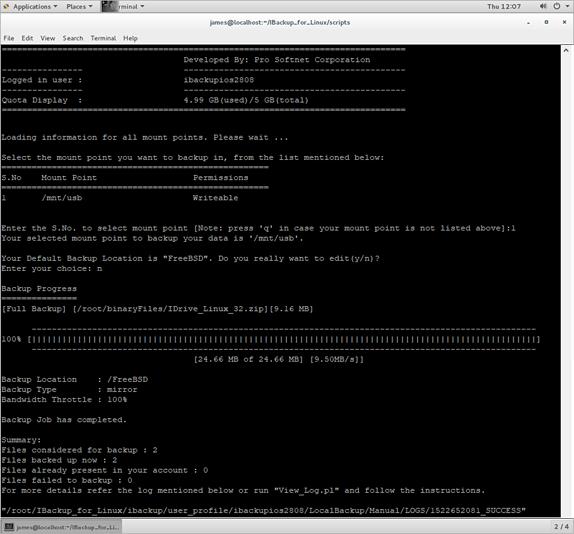linux-express